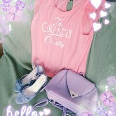 ファッション/娘/コーディネート 娘の洋服購入✨楽しい🤗 女の子はオシャレ…