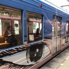 忍者列車/電車大好き/フォロー大歓迎/おでかけ/おでかけワンショット 昔は、上野駅だった。久しぶりに電車に乗っ…