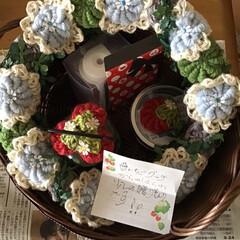 ありがとう/嬉しいプレゼント/リミア友達/おうちご飯/お気に入りの食器/こだわりのテーブル 昨日、嬉しい贈り物が、届きました。 よく…