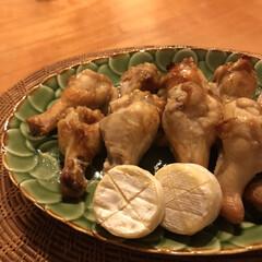 簡単レシピ/おうちごはん/リミアな暮らし/食事情/キッチン 最近週末に何かしらの鳥を買って 醤油と酒…