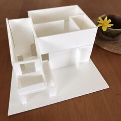 家の模型/リノベーション/リフォーム/インテリア/住まい おうちのリフォーム計画が いつのまにか図…