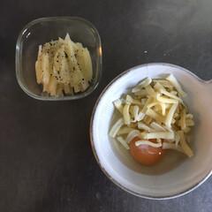 ティファール 鍋 フライパン 9点 セット 着脱式取っ手 蓋 付 インジニオ・ネオ スカーレット セット9 IH対応 L32591 | ティファール(フライパン)を使ったクチコミ「朝ごはんにもお弁当にも🙆♀️ わがやで…」(2枚目)