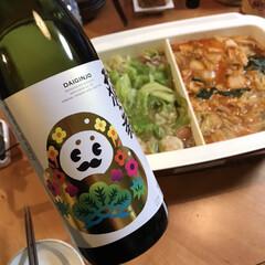 鍋/日本酒/日本酒は外せない/冬/おうち/おうちごはん/... 週末は鍋パ続き〜♬ 今日のおともは日本酒…