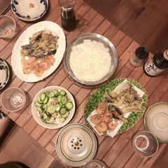 ふりかけボトル | iwaki(調味料ケース)を使ったクチコミ「七夕ですね〜🎋 次男が小学生になったので…」