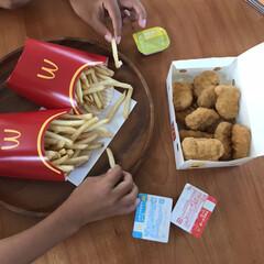 アカシア 丸プレート25cm 100380701(皿)を使ったクチコミ「2学期がはじまったんだけど 給食が始まり…」