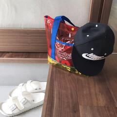 ナイキ キャップ 帽子 ジュニア Pro プロ AV8015-011 NIKE | NIKE(帽子、キャップ)を使ったクチコミ「今年は学校のプール授業はなくなっちゃった…」