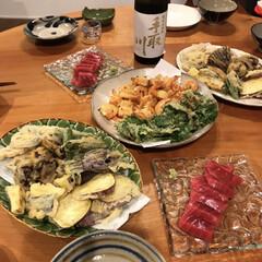 イッタラ プレート ティーマ ホワイト Teema 17cm | イッタラ(皿)を使ったクチコミ「実家の両親が遊びにきて おかーさんが天ぷ…」