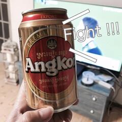 家呑み/家飲み/地ビール/ビール アジアカップ決勝戦! アジアカップなので…