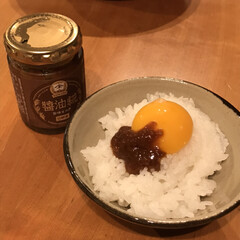 TKG/ご飯のおとも/ヤマト醤油 昨日の子どもたちとのお出かけで買った醤油…