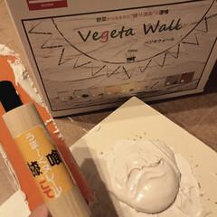 日本プラスター うま〜くヌレールこて 216 x 78 x 61 mm UK220 うまくぬれーる 漆喰 粉 1丁(珪藻土、漆喰)を使ったクチコミ「今日も夜な夜な内装を仕上げてます お気に…」