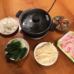 イッタラ プレート ティーマ ホワイト Teema 17cm | イッタラ(皿)を使ったクチコミ「今晩は冷しゃぶの予定が 長男たっての希望…」