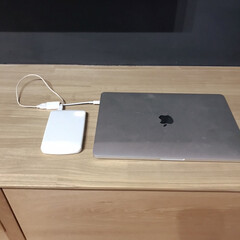 ノートパソコン/アルバム整理/Macbook/Mac/パソコン ハードディスクに保存してた 写真と動画の…