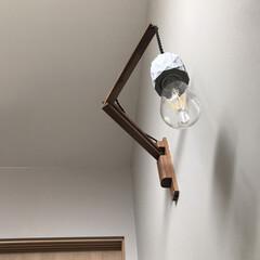 ブラケットライト/ウォールライト/寝室インテリア/インテリア/住まい/暮らし 寝室のお気に入りの ウォールライトを ベ…