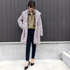 冬支度/コート/着回し/ファッション 急に寒くなって来ると、そろそろ考えるのが…