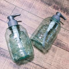 詰め替えボトル/雑貨/100均/セリア セリアの詰め替えボトル 可愛い❤️ 色々…(1枚目)