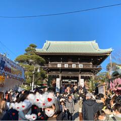 初詣/大吉/ちゃちゃも初詣/焼肉/お正月2020 2020年1月2日⛩初詣⛩ 毎年恒例の村…