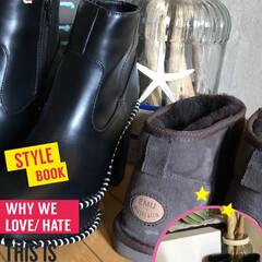 つや姫/新米/ブーツ/ファッション 寒くなるとブーツ👢よね❣️ 皆さんはどん…