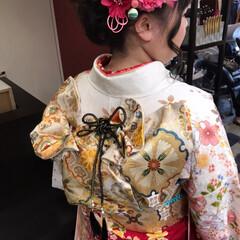 着付け/成人式 平成最後の成人式❗️  女の子の振袖姿は…(5枚目)