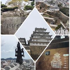 姫路城/LIMIAおでかけ部/おでかけ 姫路城に行って来ました🏯  雨も上がって…