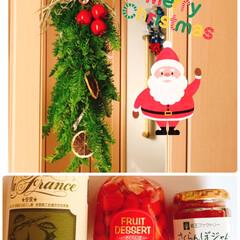 サクランボジャム/リミ友ちゃんに感謝/リミ友ちゃんからのプレゼント/素敵便/素敵なスワッグ/クリスマス2019 クリスマスプレゼント🎁🎅 届いた〜😍❣️…(1枚目)