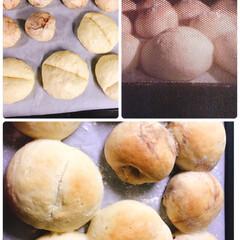 ホットケーキミックスで焼くパン/令和元年フォト投稿キャンペーン/至福のひととき/LIMIAごはんクラブ/おうちごはんクラブ/わたしのごはん 今日は仕事から帰ってバタバタでご飯作って…