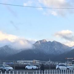プリンパフェ/鍋/宮島に雪/わたしのごはん/おうちごはんクラブ/フード/... 今日、仕事が終わって宮島を見たら珍しく雪…