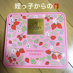 GODIVA/フード 姪っ子ちゃんからの🎁 ちょっと贅沢なチョ…