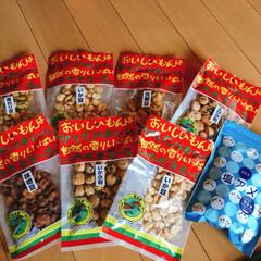 お土産/フード 昨日貰ったお土産❣️ 私が豆菓子好きだか…