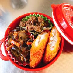 イタリアンロールケーキ/のり弁/お弁当/LIMIAごはんクラブ/おうちごはんクラブ/みんなのお弁当 お弁当🍱  のり弁の秘密を使ってのり弁(…
