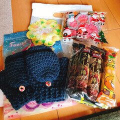リミ友ちゃんに感謝/素敵便📦/クリスマス2019/ハンドメイド Merry Christmas🌟🎄  み…