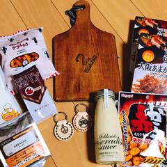 カフェラック/たくさんのお土産/宮島/リミ友さんありがとう/令和元年フォト投稿キャンペーン/LIMIAファンクラブ/... 昨日、リミ友が広島に遊びに来てくれました…(2枚目)