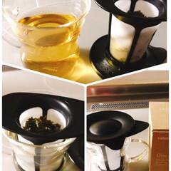 茶こし付きカップ/春のフォト投稿キャンペーン 先日、中華料理屋さんで出たマグカップが欲…