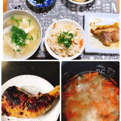 鯛づくしの夕食/夕焼け/ツリー🎄/タピオカ/ランチ/リミアの冬暮らし/... 今日は会社の友達とマリーナホップでランチ…(3枚目)