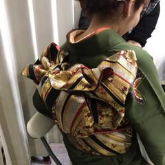 着付け/成人式 平成最後の成人式❗️  女の子の振袖姿は…(3枚目)