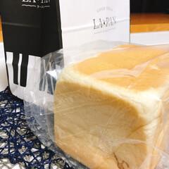 食パン/ラパン 明日の朝のパン🍞🐰   ラパンの食パン❤…
