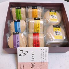 餃子/茶碗蒸し/宝の麩/金沢土産/一風堂 朝起きたらなんだかふらふら😥疲れてるのか…(4枚目)