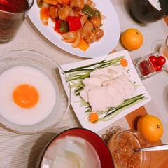 自家製ドレッシング/豚こま肉/酢豚/簡単/節約/おうちごはん 杏さんが作ってた豚こま酢豚😋 作らせて頂…