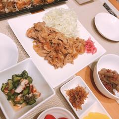きのこ大好き/生姜焼き/スタミナご飯/スタミナ丼/夏に向けて/スタミナ飯/... 昨日奈味さんとこで見て 明日しよう❣️と…