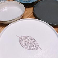 食器棚いっぱい/収納どうする…/陶器市/食器 新しい食器😊✨  先週は道具屋筋でお盆と…(6枚目)