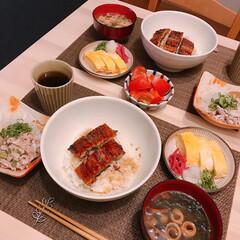アマノフーズ/鰻丼 完全復活ならないのでお家にあるもので …(1枚目)