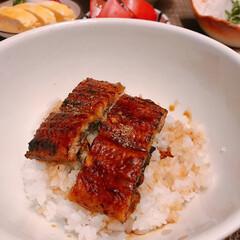 アマノフーズ/鰻丼 完全復活ならないのでお家にあるもので …(2枚目)