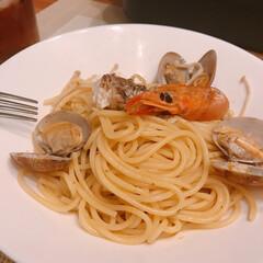 おうちごはん/鯛/アクアパッツァ 月曜日は掃除に洗濯に大忙し💨💨   ご飯…(3枚目)