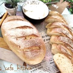 クッキング/ホームメイド/スイーツ/おうちカフェ/グルメ/フード/... ミルクパン&ココアバナナパウンド🍴 おう…
