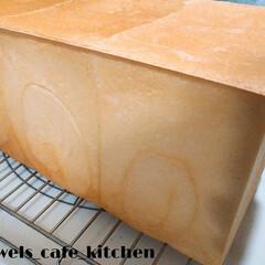 朝ごぱん/手作りパン/おうちパン/2斤角食/生食パン/ホームメイド/... 乃が美パンを目指して🤩
