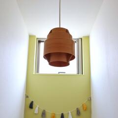 インテリア/トイレインテリア/トイレ/北欧デザイン/北欧雑貨/北欧インテリア/... お気に入りのトイレの照明はヤコブソンラン…