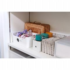 洗面収納/おうち作りカウンセラー/一級建築士/親・子の片づけマスターインストラクター/整理収納アドバイザーハギヤマジュンコ/整理収納アドバイザー/... 洗面のオープン収納です。 (ズボラなので…