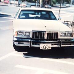 アメ車 30年以上前に親父が乗ってたアメ車(笑)…