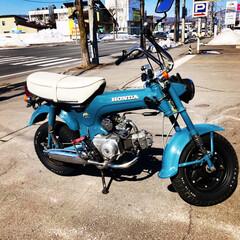ホンダ/バイク/DAX70 Honda DAX70 これも古いバイク…