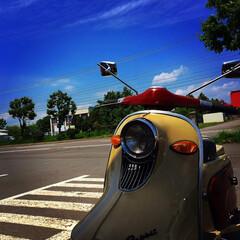 富士重工/バイク/ラビットスクーター/ラビット 富士重工ラビット125 50年以上前の鉄…