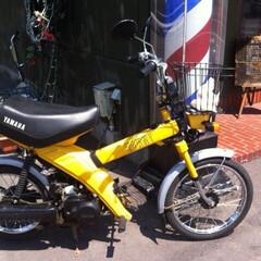 ヤマハ タウニー/バイク ヤマハ タウニー50